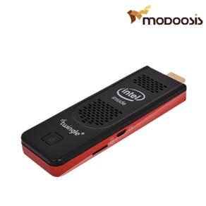 모두시스 트윙글 미니스틱PC, MDS-2300W10 AC432, 기가급 무선랜 802.11ac + USB3.0